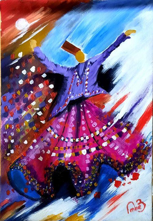 Sufi - Life On Canvas
