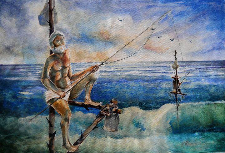 STILL(T) FISHING - VASANTH WARAPITIYA