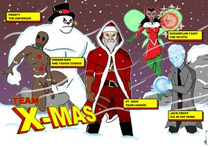 Team X-Mas - Cheezy Studios