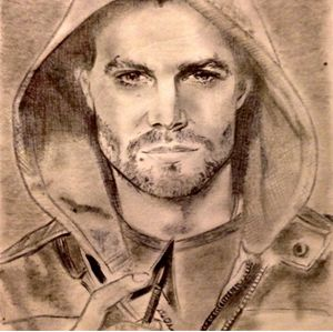 Stephen Amell ( Arrow TV Series)
