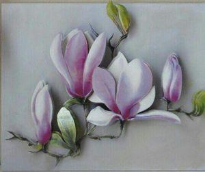 3D Art Lily