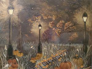 The pumpkin patch - Kiki J