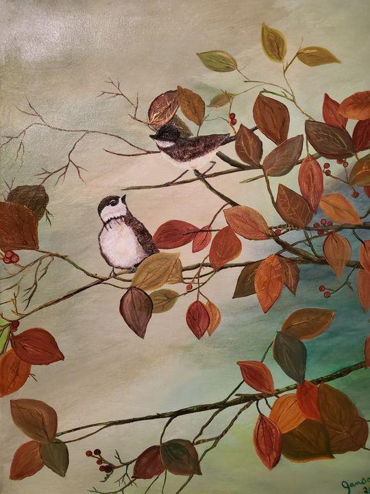 Another Fall Day - Kiki J