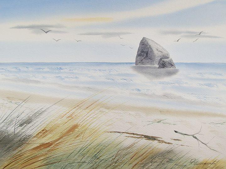 Sea Stack III - Richard & Joan schoessow
