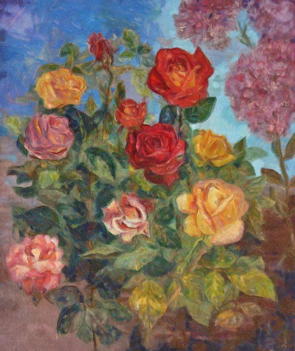 Roses - Guvanchart