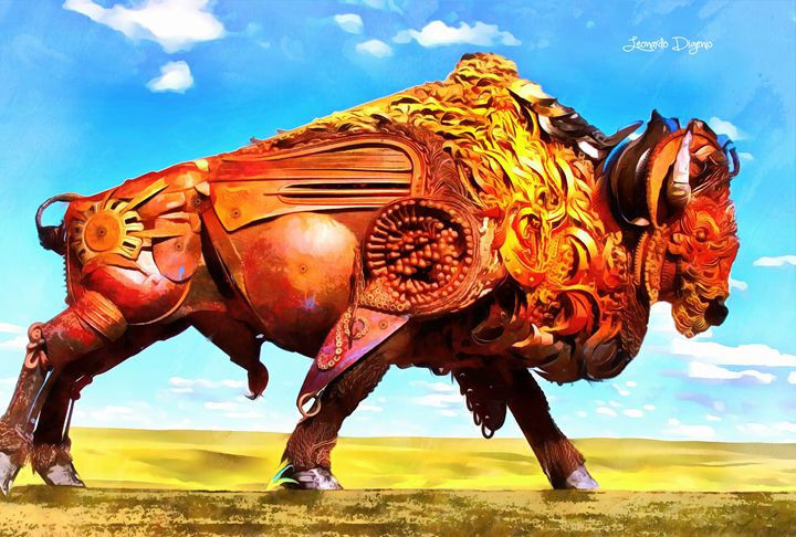 Mechanical Bull - Leonardo Digenio