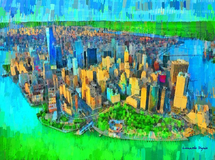 New York Vision - Leonardo Digenio