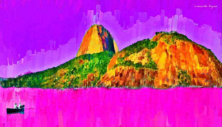 Sugarloaf Of Rio 8 - Leonardo Digenio