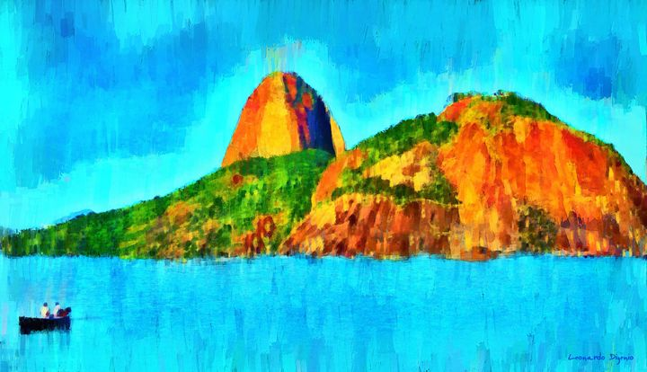 Sugarloaf Of Rio 200 - Leonardo Digenio