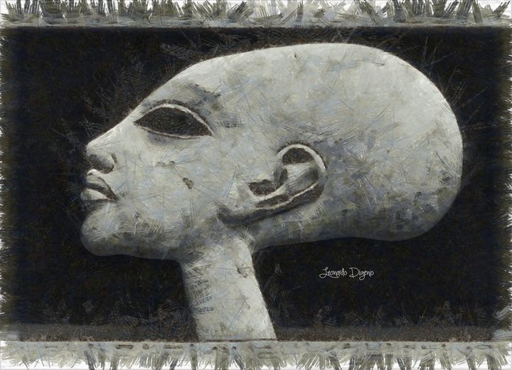 Akhenaten Was Among Us - Leonardo Digenio