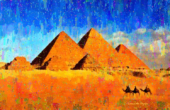 Ancient Pyramids - Leonardo Digenio