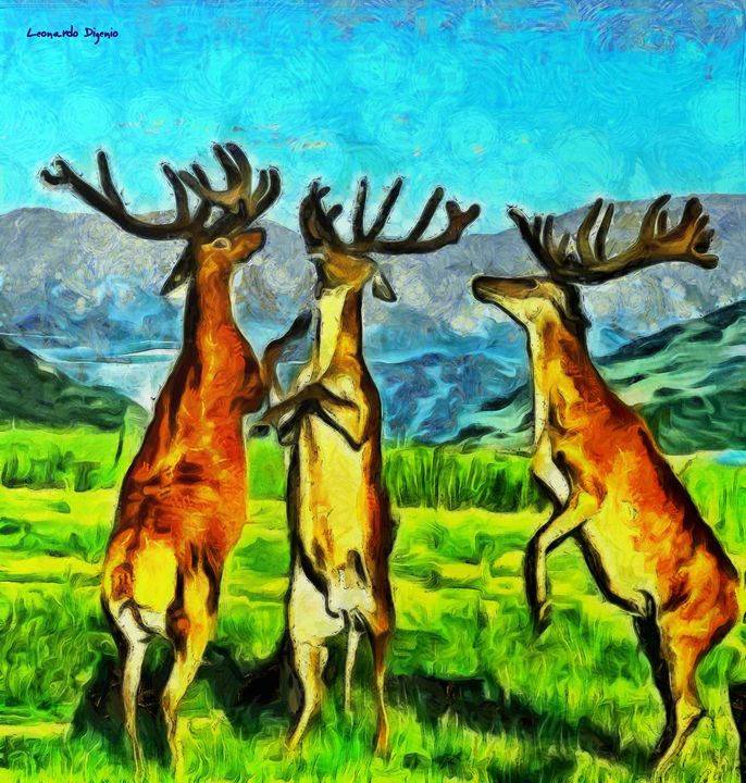 Alpha Deers Meeting - Leonardo Digenio