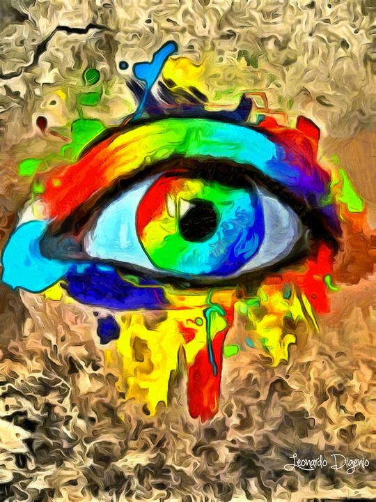 The New Eye Of Horus - Leonardo Digenio