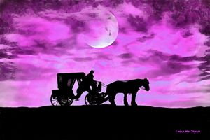 The Old Way Purple