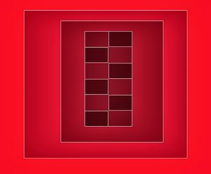 Excel In Art 003 Red