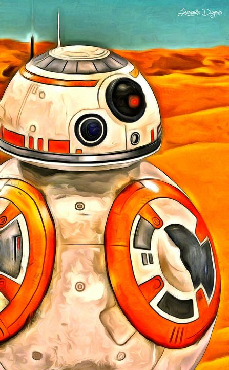 Star Wars Bb-8 - Leonardo Digenio
