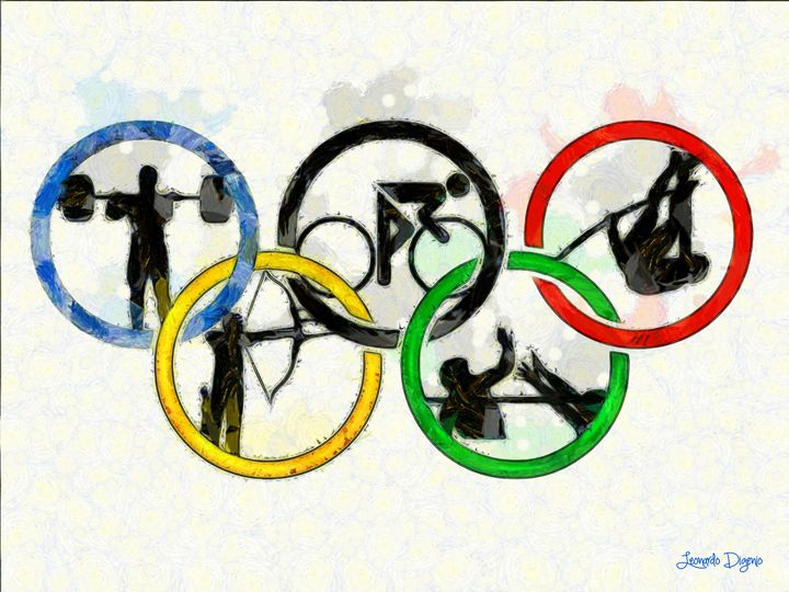 Olympic Games - Leonardo Digenio