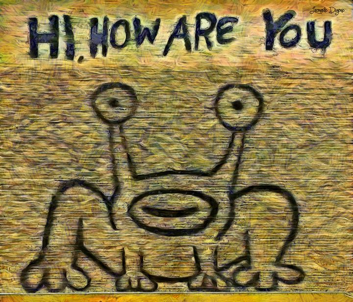 How Are You - Leonardo Digenio