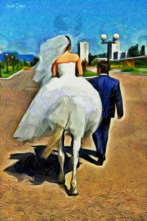 Just Married - Leonardo Digenio