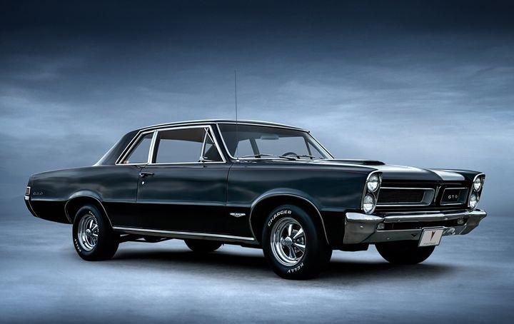 '65 GTO - Douglas Pittman Photography