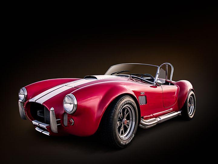 AC Cobra - Douglas Pittman Photography
