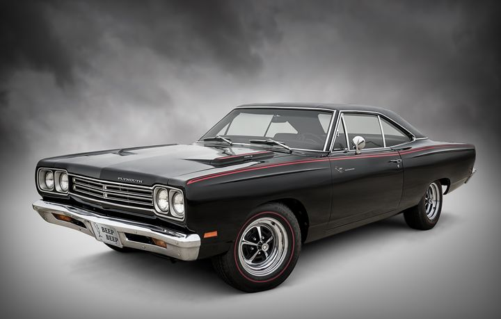 '69 Roadrunner - Douglas Pittman Photography