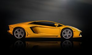 Lamborghini Aventador - Douglas Pittman Photography