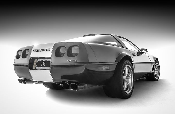 C4 Corvette - Douglas Pittman Photography