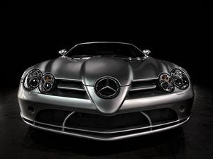 Mercedes McLaren SLR - Douglas Pittman Photography