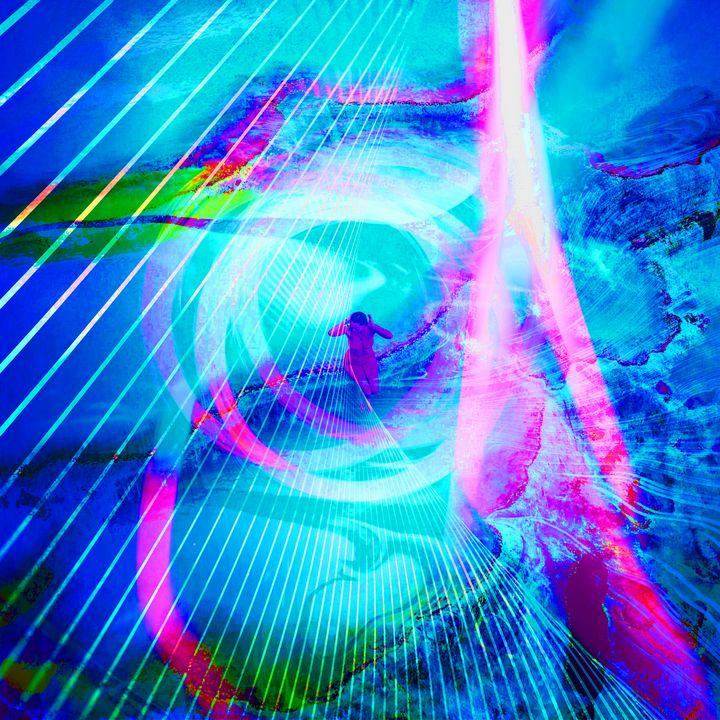 Swimming into the Oblivion - BAN Artwork