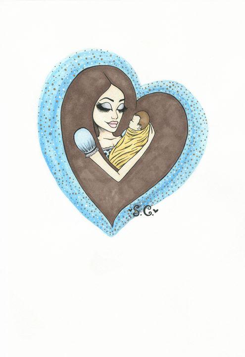 Love. - Shea Campbell Art