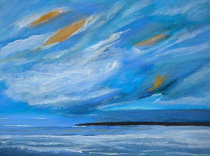 beauty of the clouds - Joanne Filips