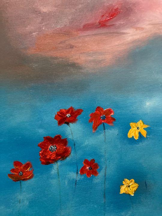 Heavens flowers - Joanne Filips