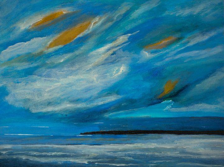Beauty of Clouds - Joanne Filips