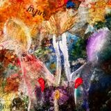 original painting canvas mixed media