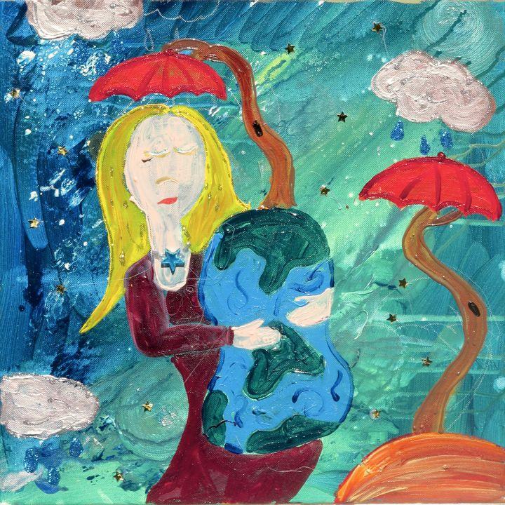 World in Her Hands - Amy Oestreicher - #LoveMyDetour