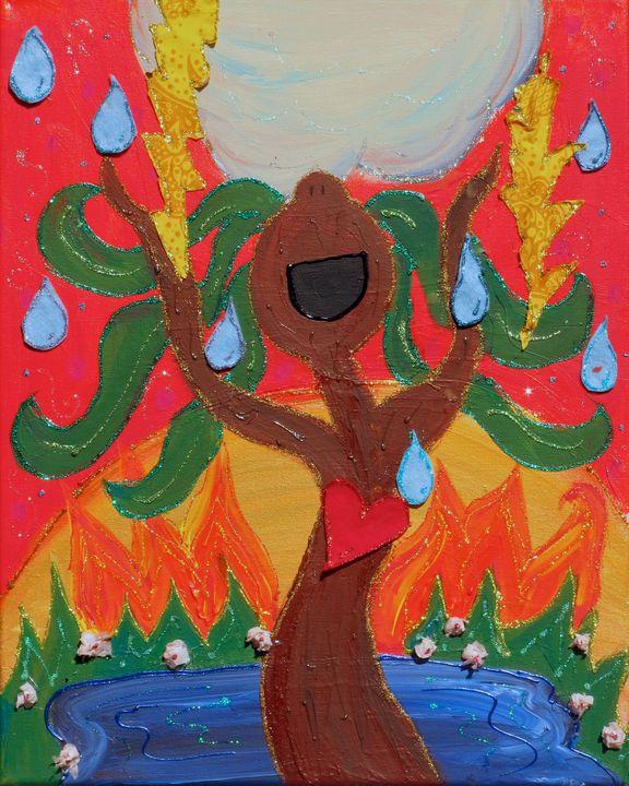 Singing Tree - Amy Oestreicher - #LoveMyDetour