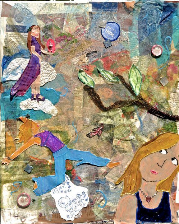 Enjoy Today - Amy Oestreicher - #LoveMyDetour
