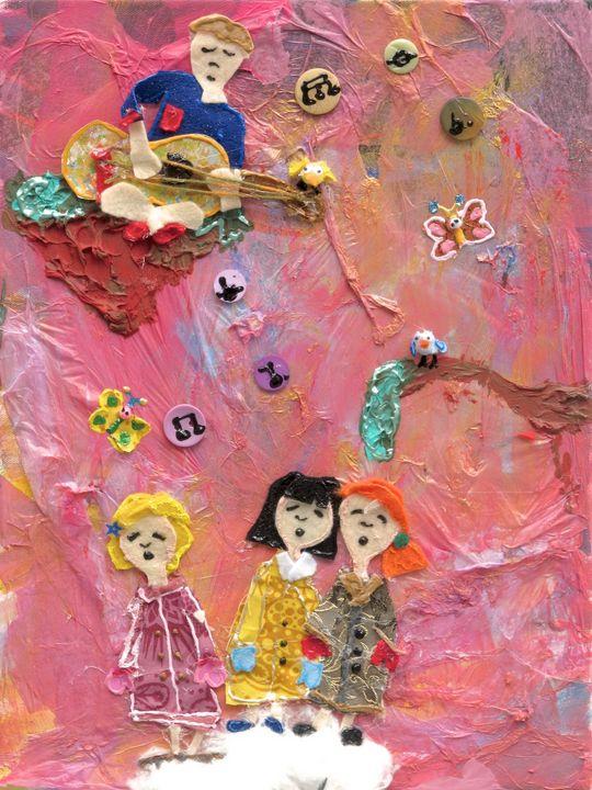 Nature Choir - Amy Oestreicher - #LoveMyDetour