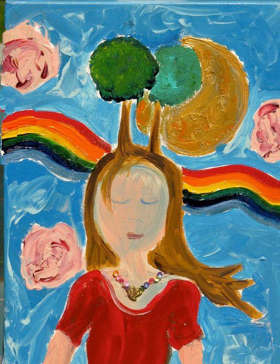 Growing Tree Dream - Amy Oestreicher - #LoveMyDetour