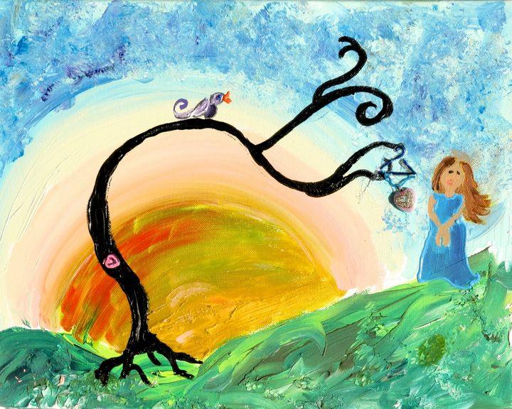 Somewhere In a Dream - Amy Oestreicher - #LoveMyDetour