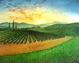 30x24 oil,acrylic on canvas