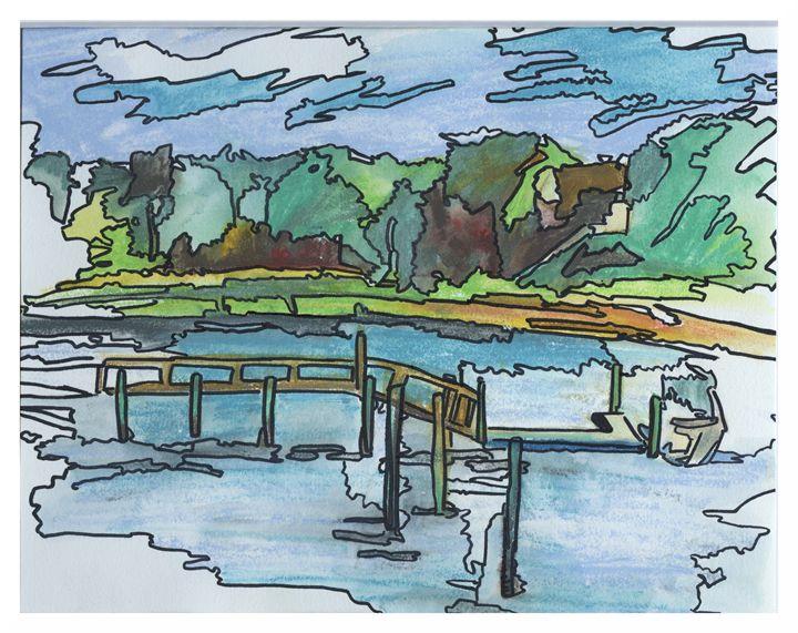 Dock - Solei Arts