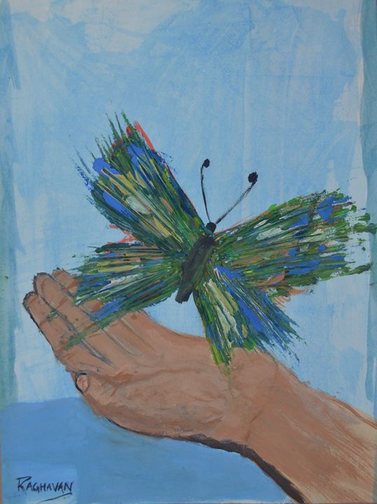 Wings of Freedom - ARTitudeStudio