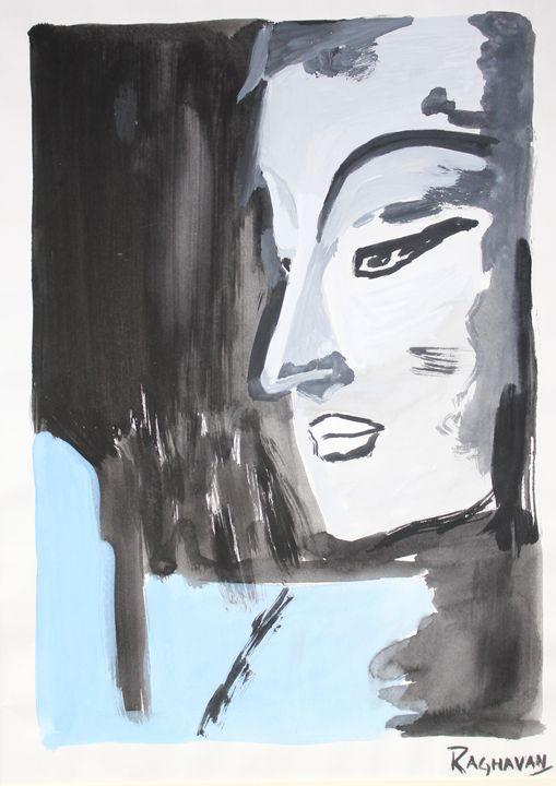 The Buddha - ARTitudeStudio