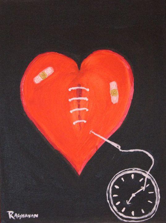 Time Heals - ARTitudeStudio