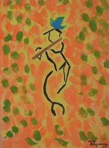Meera's Krishna