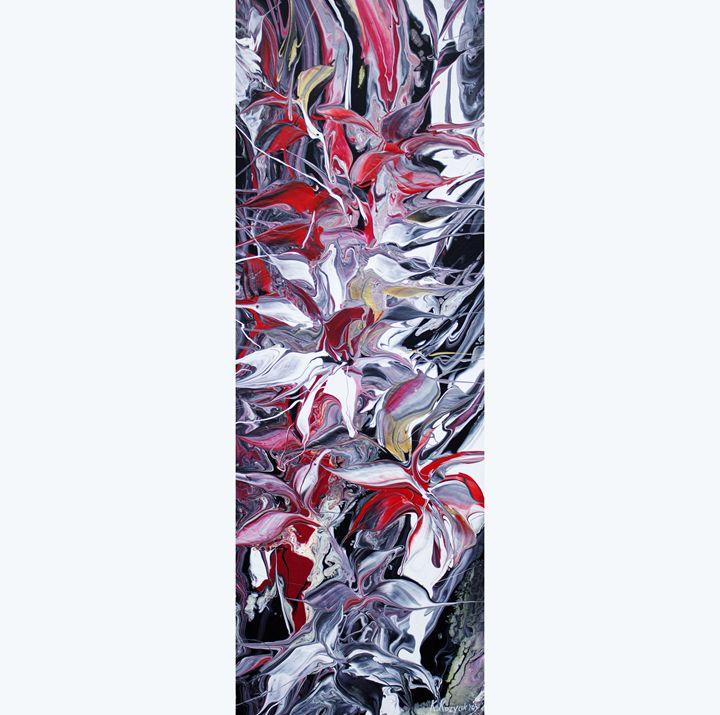 Flower Reflection 2 - Khrystyna Kozyuk