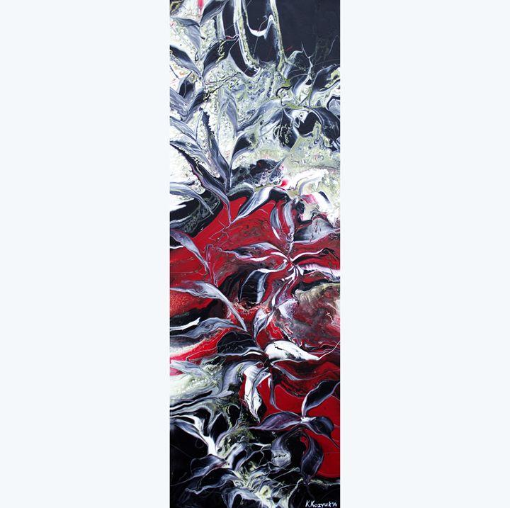 Flower Reflection 3 - Khrystyna Kozyuk