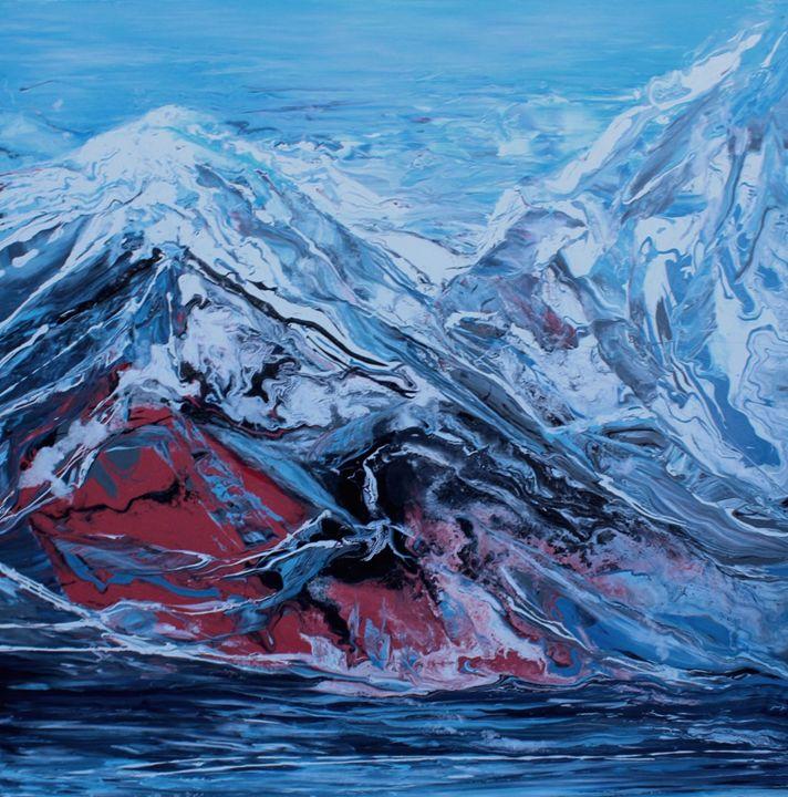 Mountain Lake - Khrystyna Kozyuk
